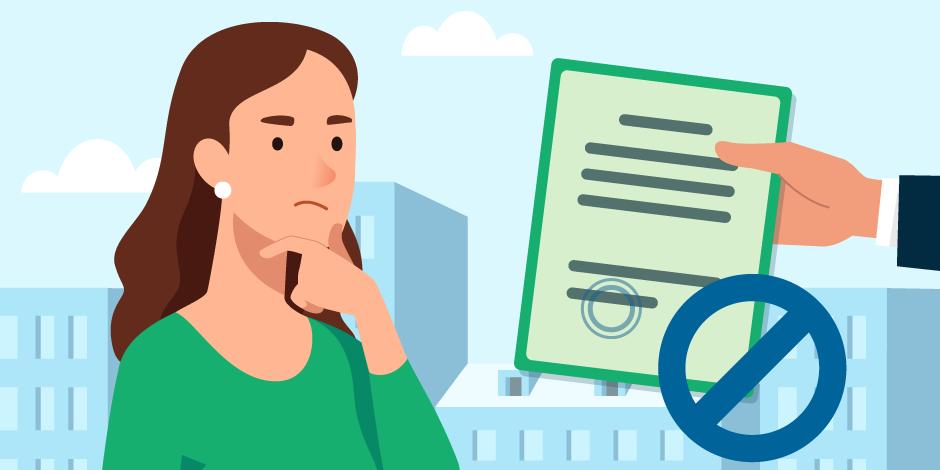 Что делать, если банк не принимает страховой полис