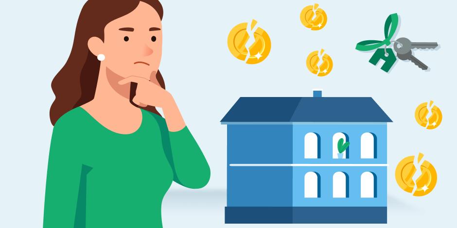Можно ли покупать квартиру с долгами по коммуналке?