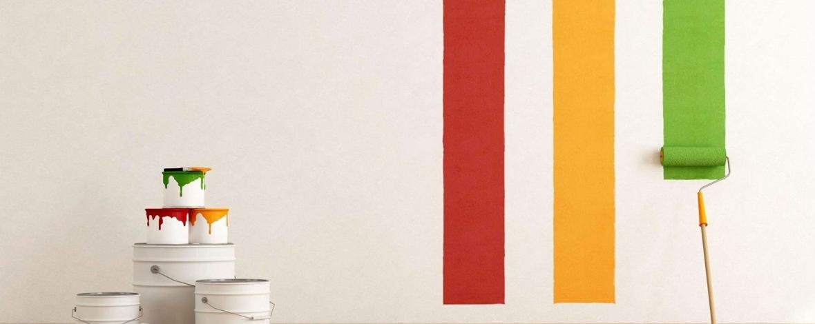 Главные ошибки при работе с краской