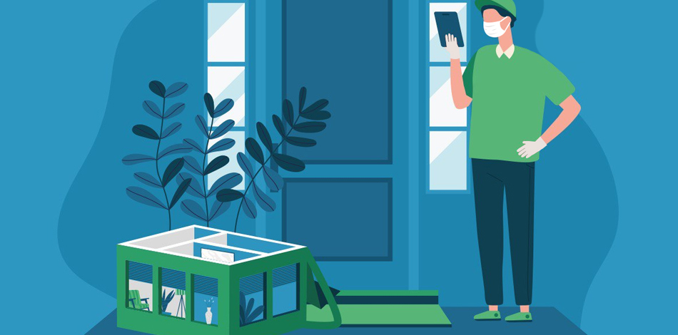 Сбербанк организовал ипотеку с доставкой на дом и провел первую выездную сделку