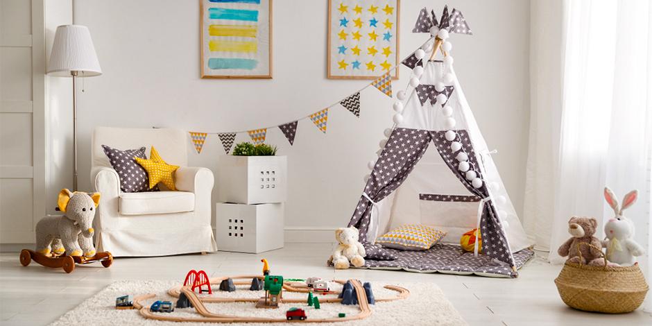 Как сделать детскую комнату, чтобы ребенок был в восторге