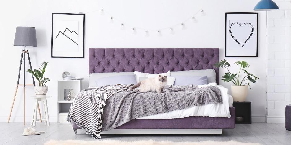 Интерьер спальни: рекомендации экспертов для здорового сна