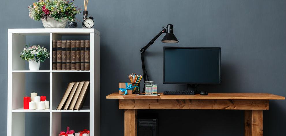 Как организовать рабочее место дома