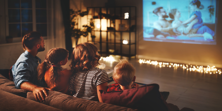 Как организовать кинотеатр дома