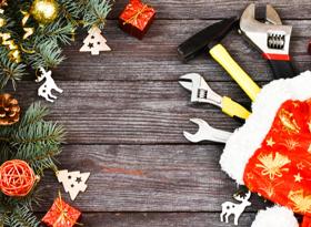 Успеть до Нового года: что можно сделать в квартире за месяц
