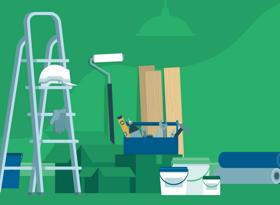 Чистовая отделка квартиры: как сделать и с чего начать