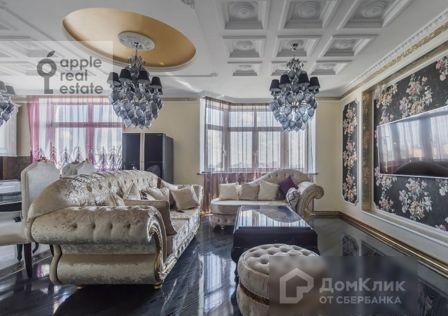 Продаётся 3-комнатная квартира, 134 м²