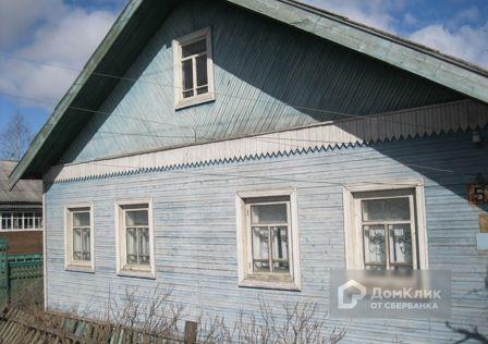 Продаётся 1-этажный дом, 77.2 м²