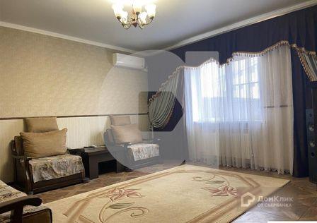 Продаётся 1-комнатная квартира, 47.6 м²