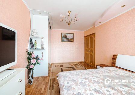Продаётся 3-комнатная квартира, 73.7 м²