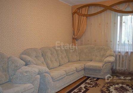 Продаётся 4-комнатная квартира, 75.8 м²