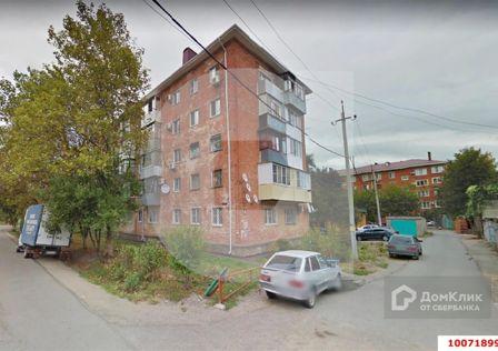 Продаётся 3-комнатная квартира, 49.8 м²