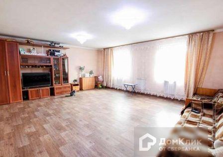 Продаётся 1-этажный дом, 115.8 м²