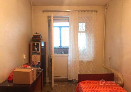 Продаётся 2-комнатная квартира, 43 м²