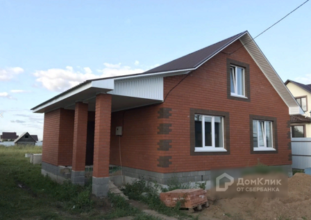 Продаётся 2-этажный дом, 98 м²