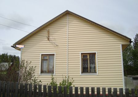 Продаётся 2-этажный дом, 42 м²