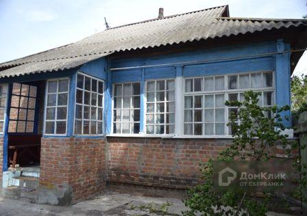 Продаётся 1-этажный дом, 43.5 м²