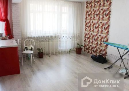 Продаётся 3-комнатная квартира, 69.8 м²