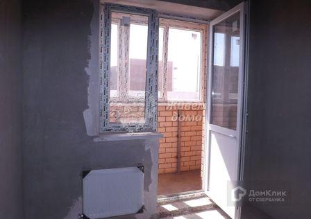 Продаётся 2-комнатная квартира, 40.7 м²