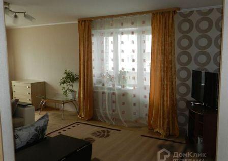 Продаётся 1-комнатная квартира, 57.4 м²