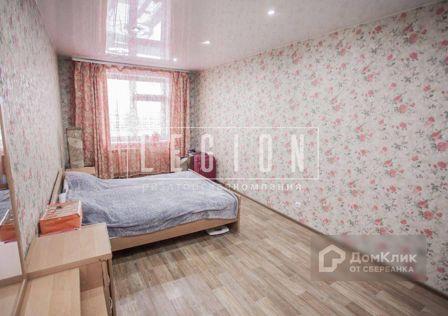 Продаётся 2-комнатная квартира, 63.1 м²