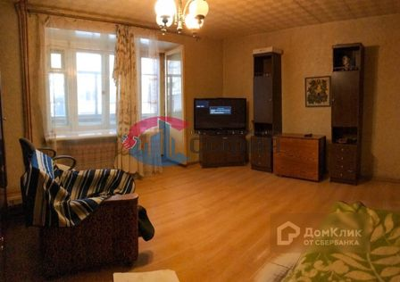 Продаётся 5-комнатная квартира, 84.3 м²