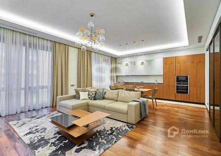 Продаётся 2-комнатная квартира, 106 м²