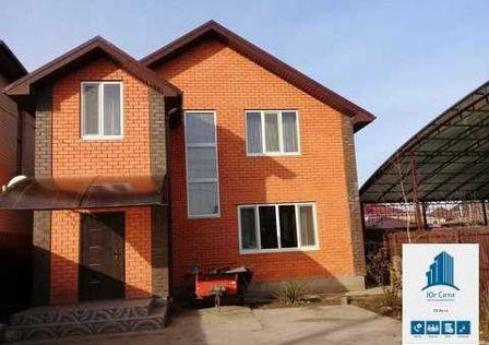 Продаётся 2-этажный дом, 132 м²