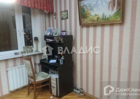 Продаётся 3-комнатная квартира, 75.7 м²
