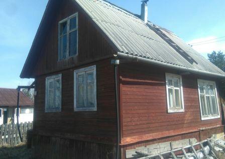 Продаётся 2-этажный дом, 38 м²