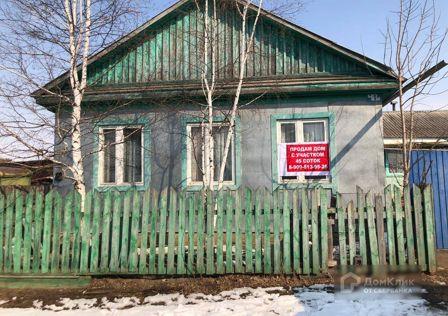 Продаётся 1-этажный дом, 56.2 м²