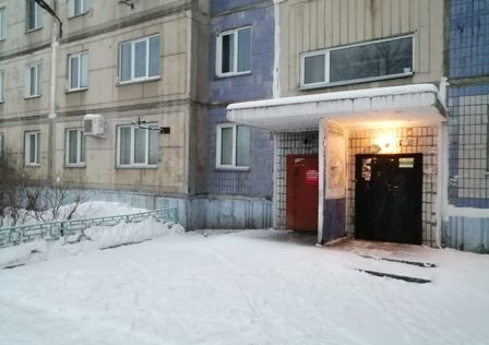 Продаётся 3-комнатная квартира, 61.3 м²