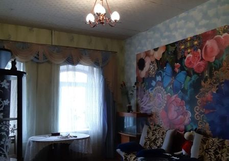 Продаётся 4-комнатная квартира, 82.6 м²