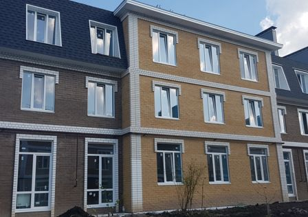 Продаётся 1-комнатная квартира, 45.1 м²