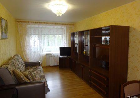 Продаётся 3-комнатная квартира, 58.8 м²