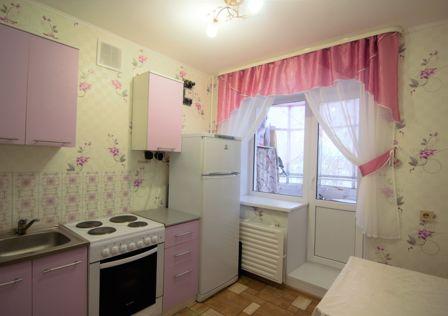 Продаётся 1-комнатная квартира, 34.8 м²