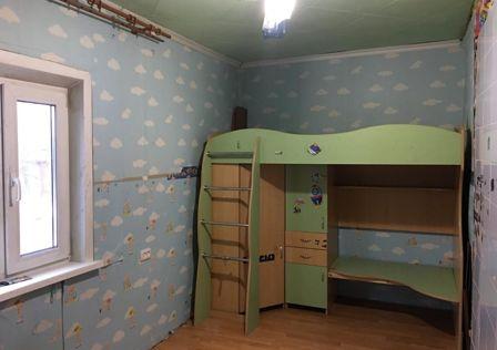 Продаётся 3-комнатная квартира, 52.6 м²