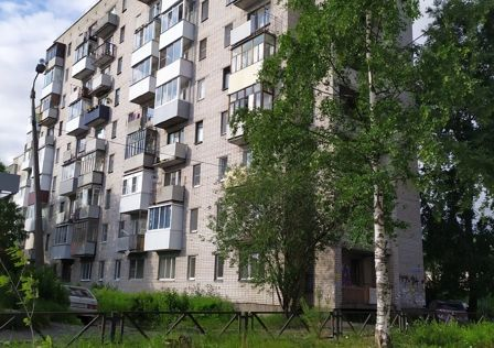 Продаётся 1-комнатная квартира, 20.6 м²