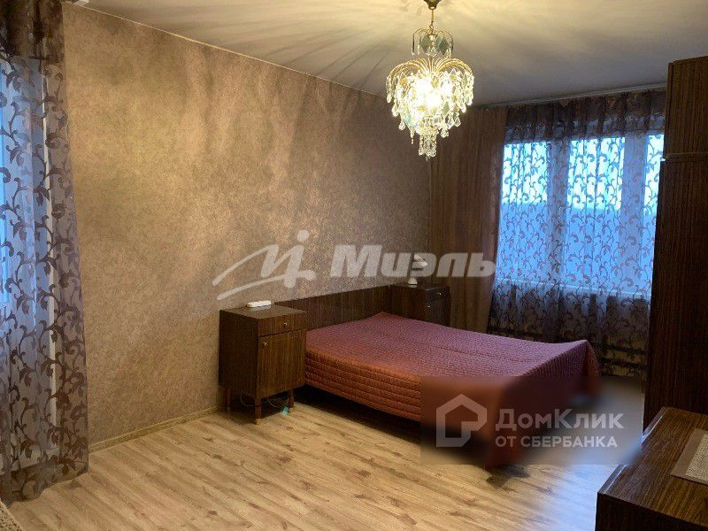 Продаётся 1-комнатная квартира, 33.4 м²