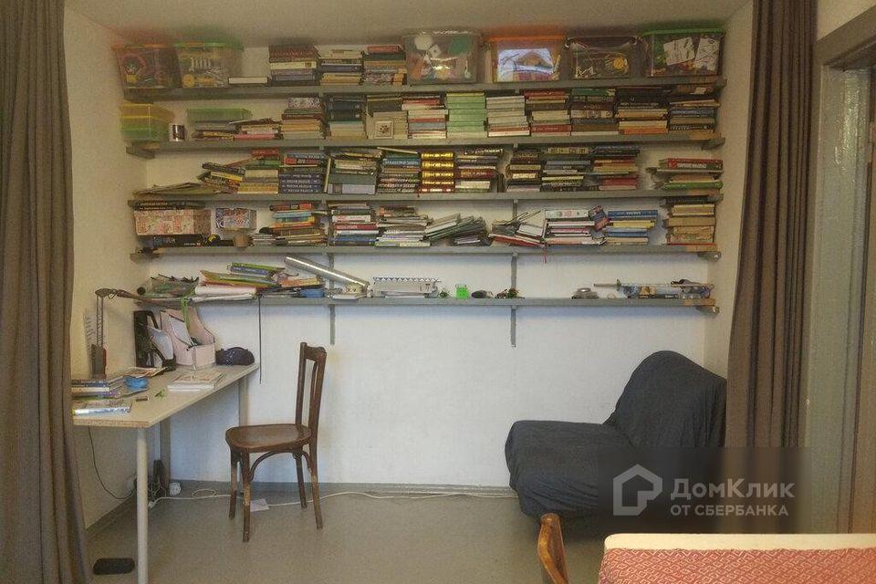 Продаётся 3-комнатная квартира, 50.4 м²
