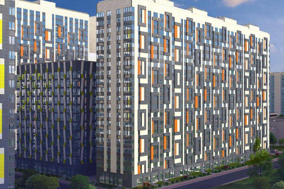 Продаётся 3-комнатная квартира, 97.4 м²