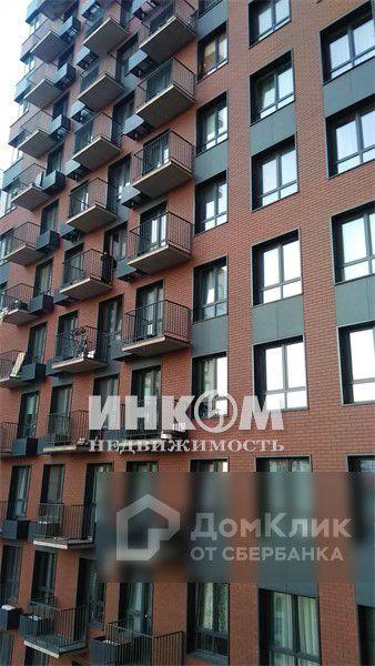 Продаётся 1-комнатная квартира, 42.9 м²