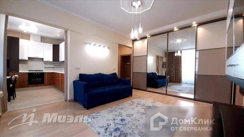 Продаётся 3-комнатная квартира, 78.9 м²