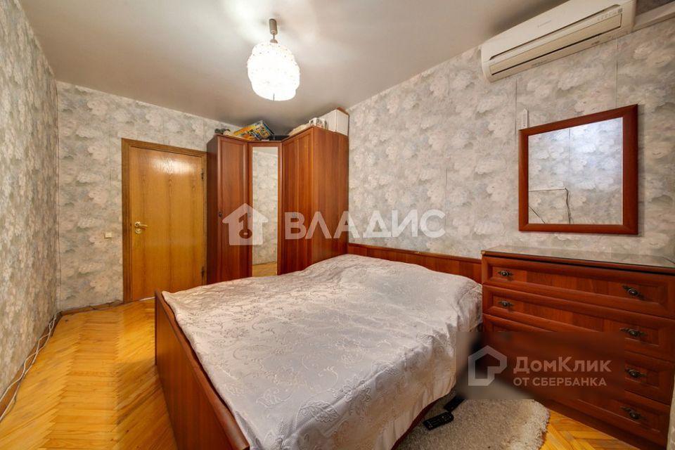 Продаётся 3-комнатная квартира, 85.9 м²