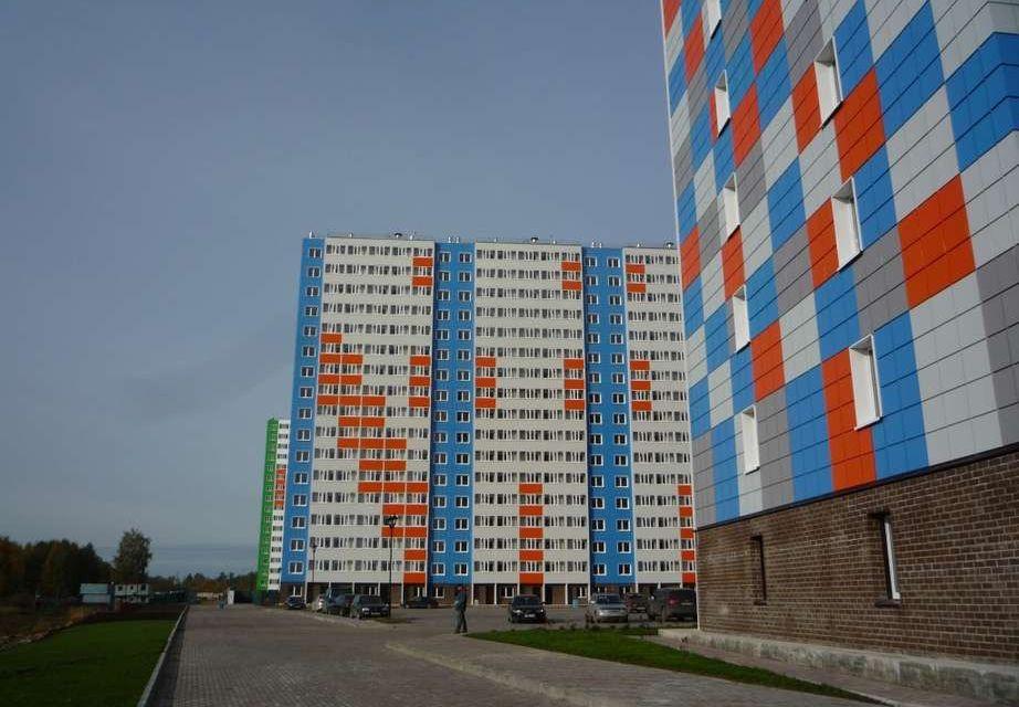 Продаётся 1-комнатная квартира, 44.98 м²