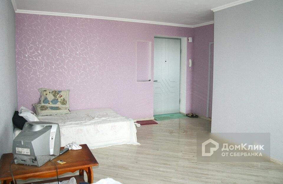Продаётся 1-комнатная квартира, 34.1 м²