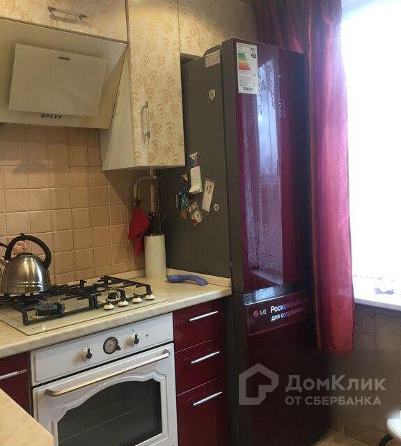 Продаётся 4-комнатная квартира, 63 м²