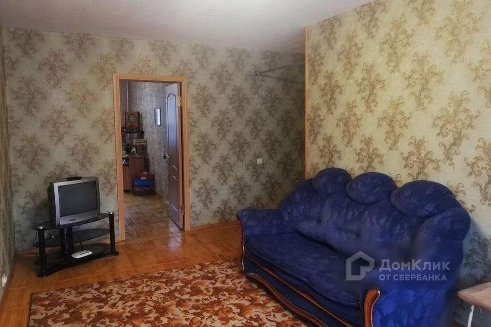 Продаётся 3-комнатная квартира, 57.57 м²
