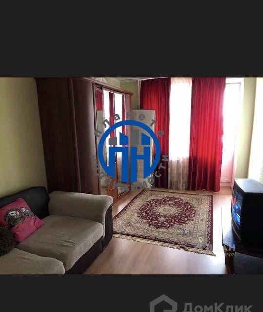 Продаётся 2-комнатная квартира, 44.3 м²