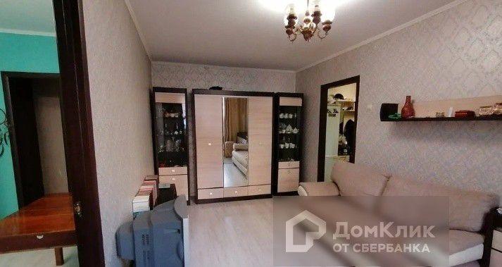Продаётся 3-комнатная квартира, 54.8 м²